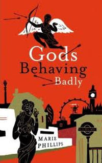 Gods Behaving Badly Book Cover