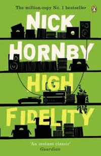 High Fidelity Book Cover