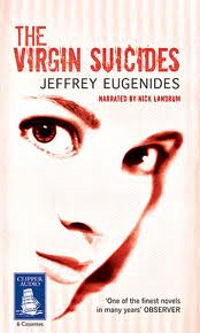 The Virgin Suicides Book Cover