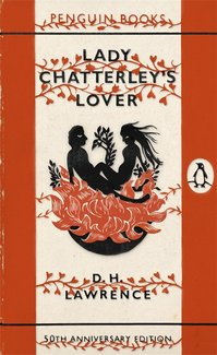 Lady Chatterley's Lover Book Cover